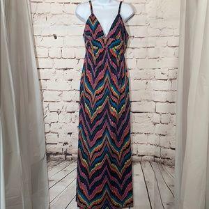 Trina Turk Maxi Dress, Size 6